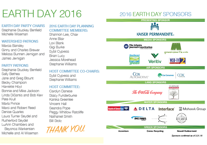EarthDay_Recognition_2016
