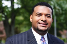Nathaniel Q. Smith, Partnership for Southern Equity's Founder and Chief Equity Officer (CEqO)