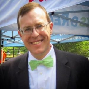 Michael Halicki, Executive Director, Park Pride
